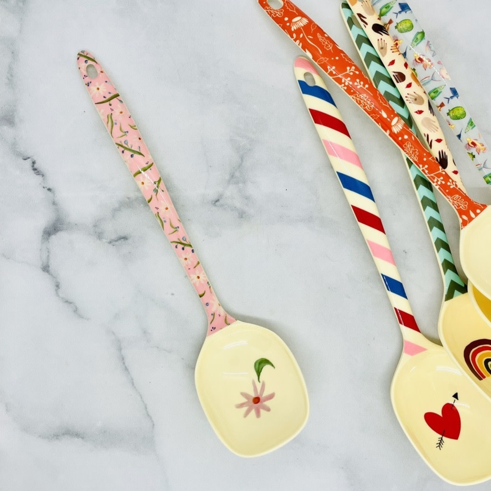 Rice by Rice Melamine Cooking Spoon