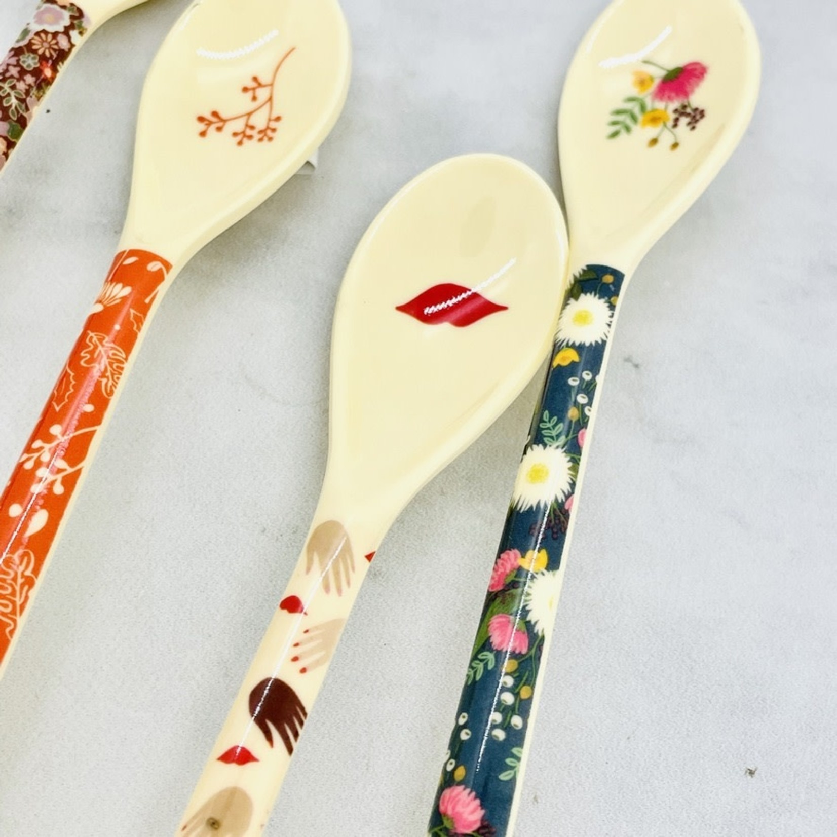 Rice by Rice Melamine Tall Spoon