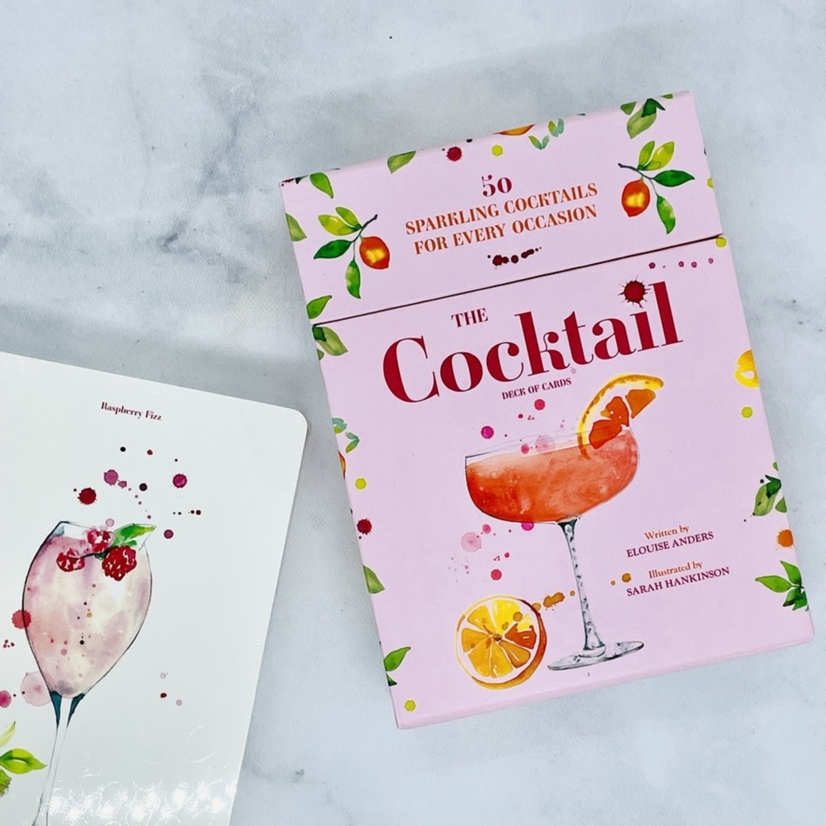 Cocktail Deck of Cards