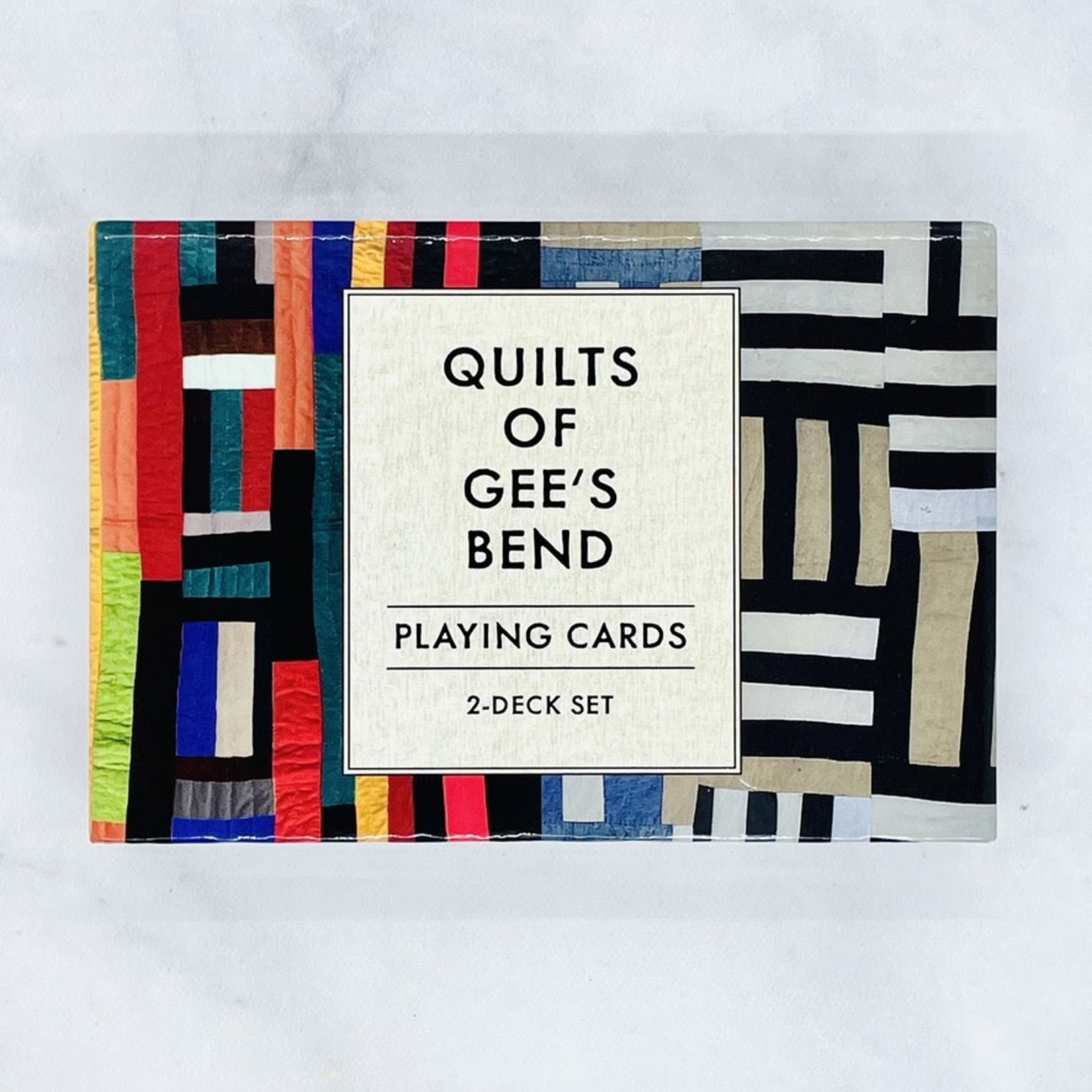 Quilts of Gee's Bend Playing Cards