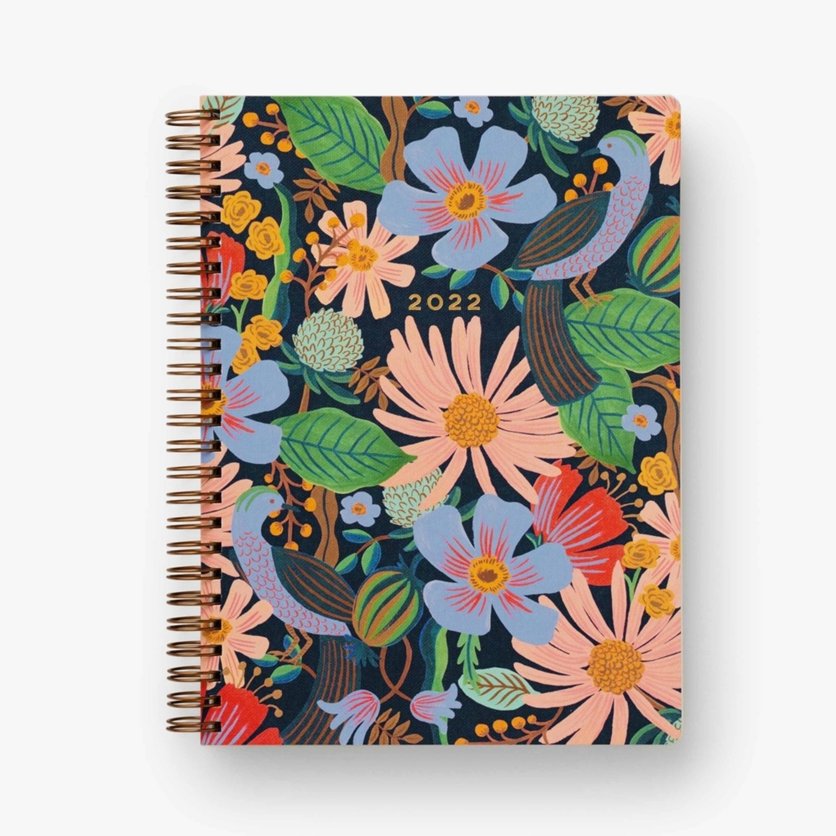 Rifle Paper 2022 Softcover Spiral Planner