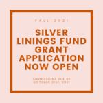 Fall 2021 SLF Grant Application Now Open & in Progress!