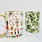 Rifle Paper Holiday Mug