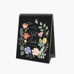 2022 Wild Garden Desk Calendar