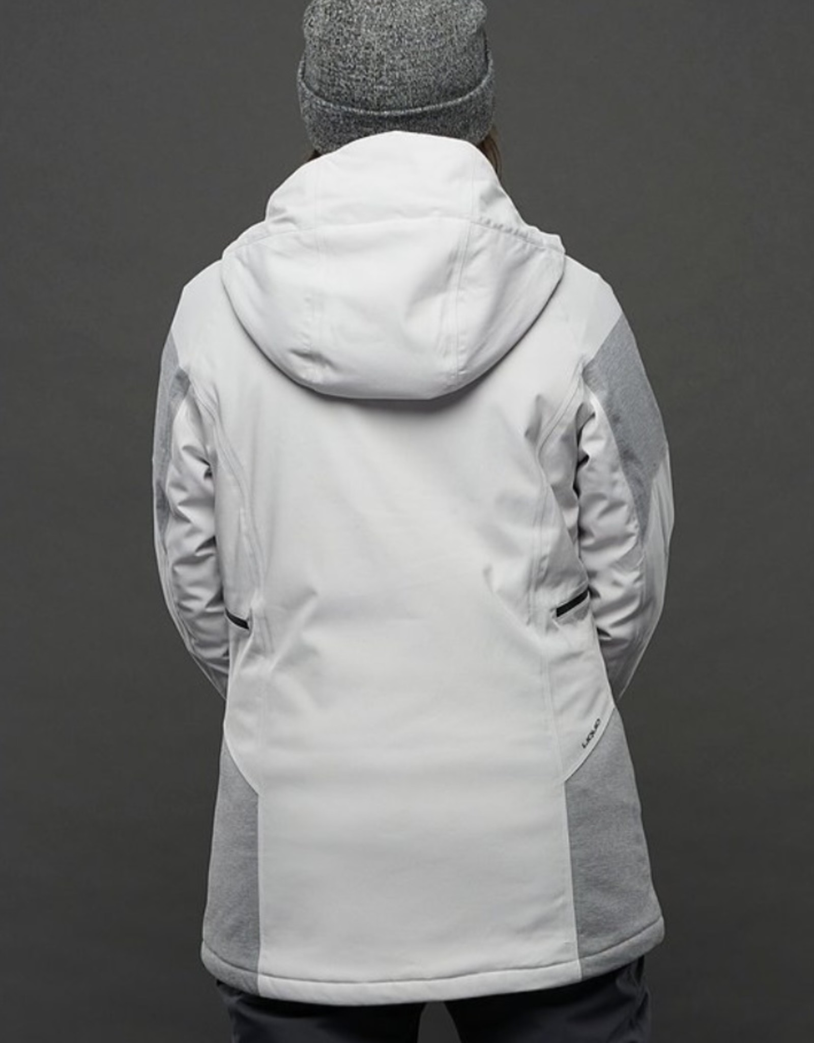 LADIES INSULATED RECYCLED JKT W21004