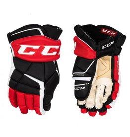 HGCLAP TAC Prot Gloves SR SEC Black/Red/White 14-v.2