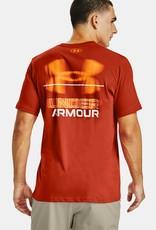 Under Armour BLURRY LOGO WORMARK SS 1357154