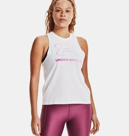 Under Armour LIVE SPORTSTYLE GRAPHIC TANK 1356297