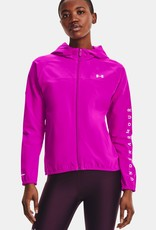 Under Armour WOVEN HOODED JACKET 1351794