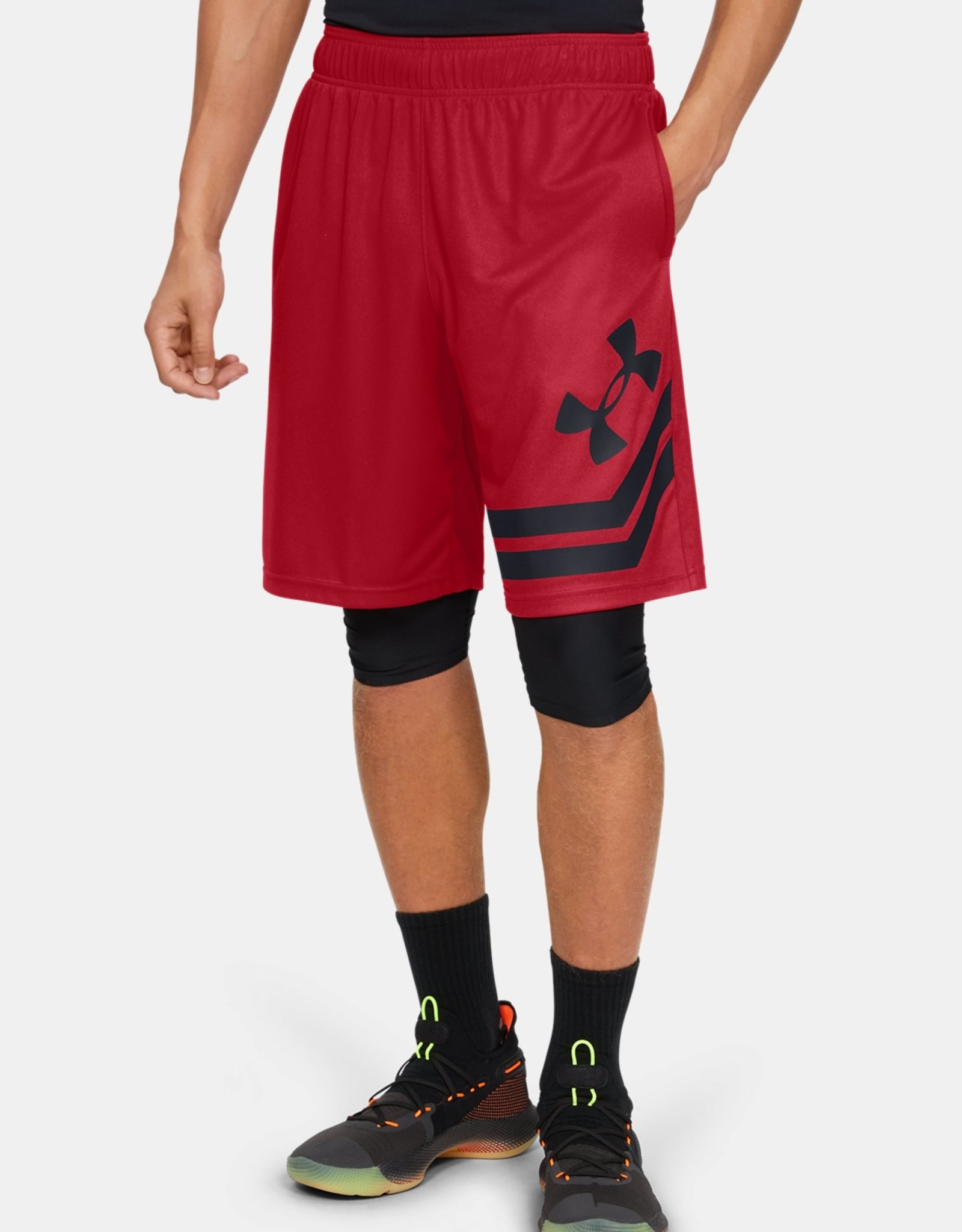 Under Armour UA BASELINE 10IN COURT SHORT 1351285