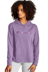 CHAMPION MIDDLEWEIGHT JERSEY HOODIE GRAPHIC W4909