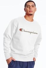 CHAMPION POWERBLEND GRAPHIC CREW  GF88H