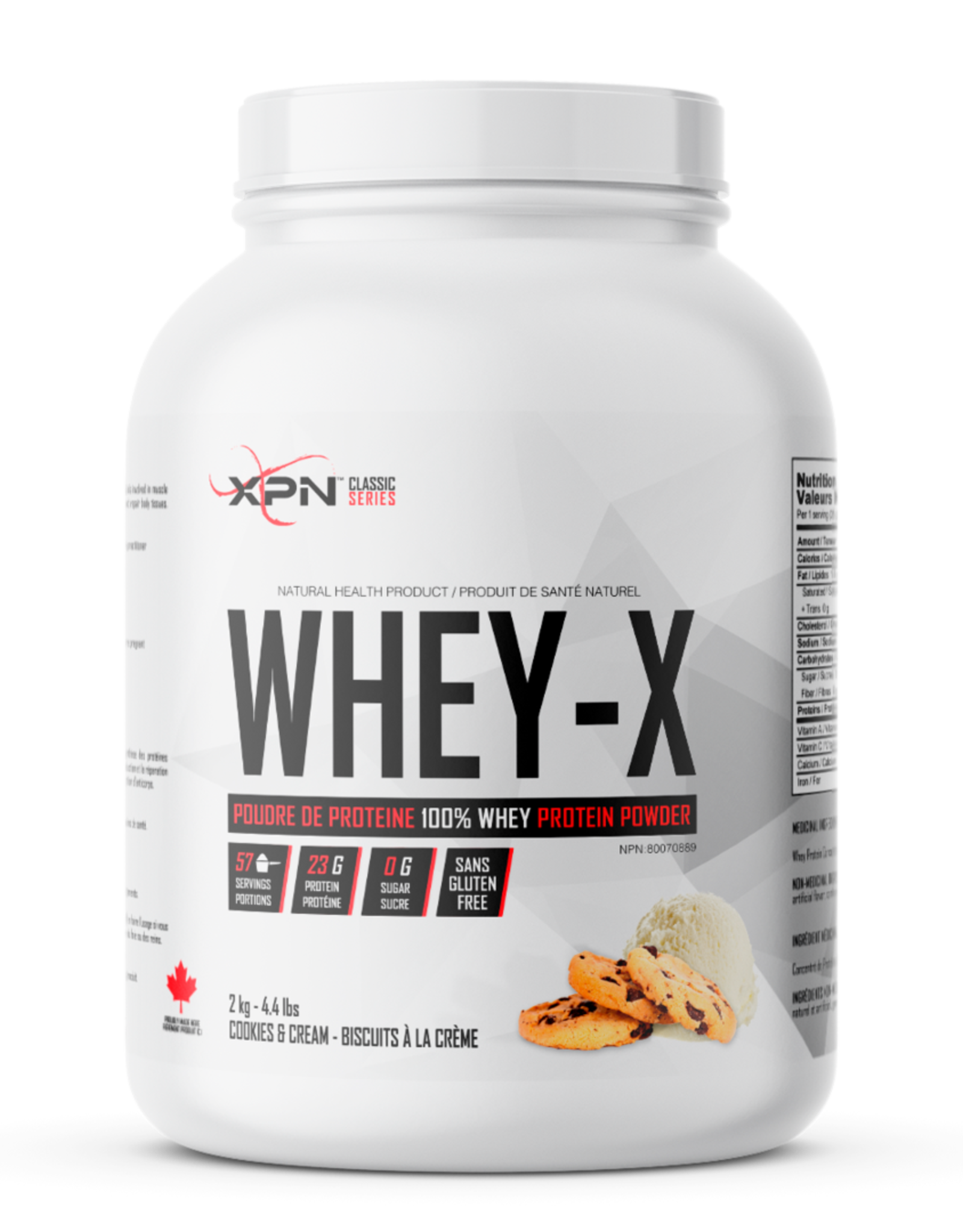 XPN NUTRITION WHEY-X