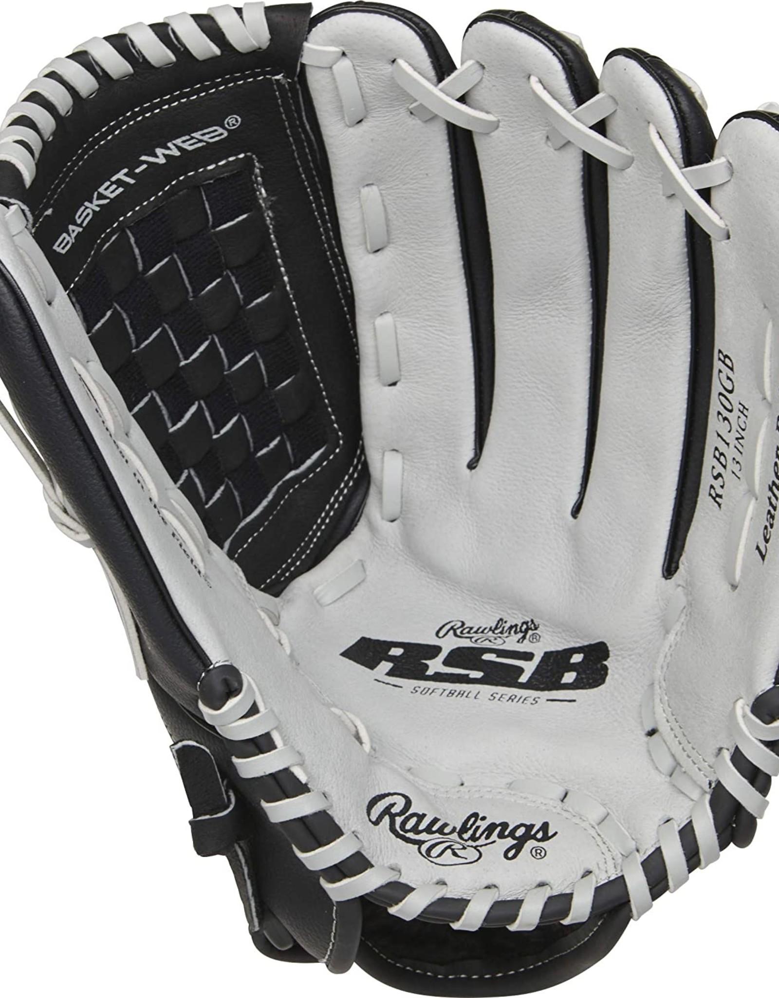 """Rawlings Rawlings Softball Series 13"""" BB/SB, Neo Flex/H Web-REG"""