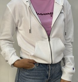 CHAMPION CAMPUS FRENCH TERRY ZIP HOODIE W5672