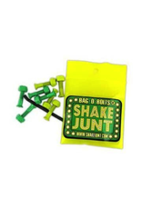 "Shake Junt Bag-O-Bolt 7/8"" Allen Green/Yellow"