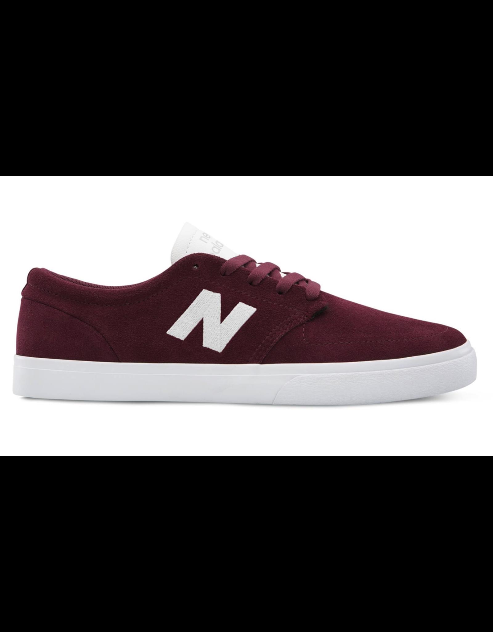 New Balance NB 345 Burgundy White