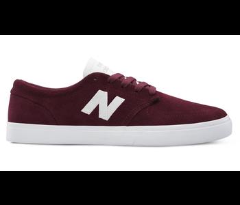 NB 345 Burgundy White