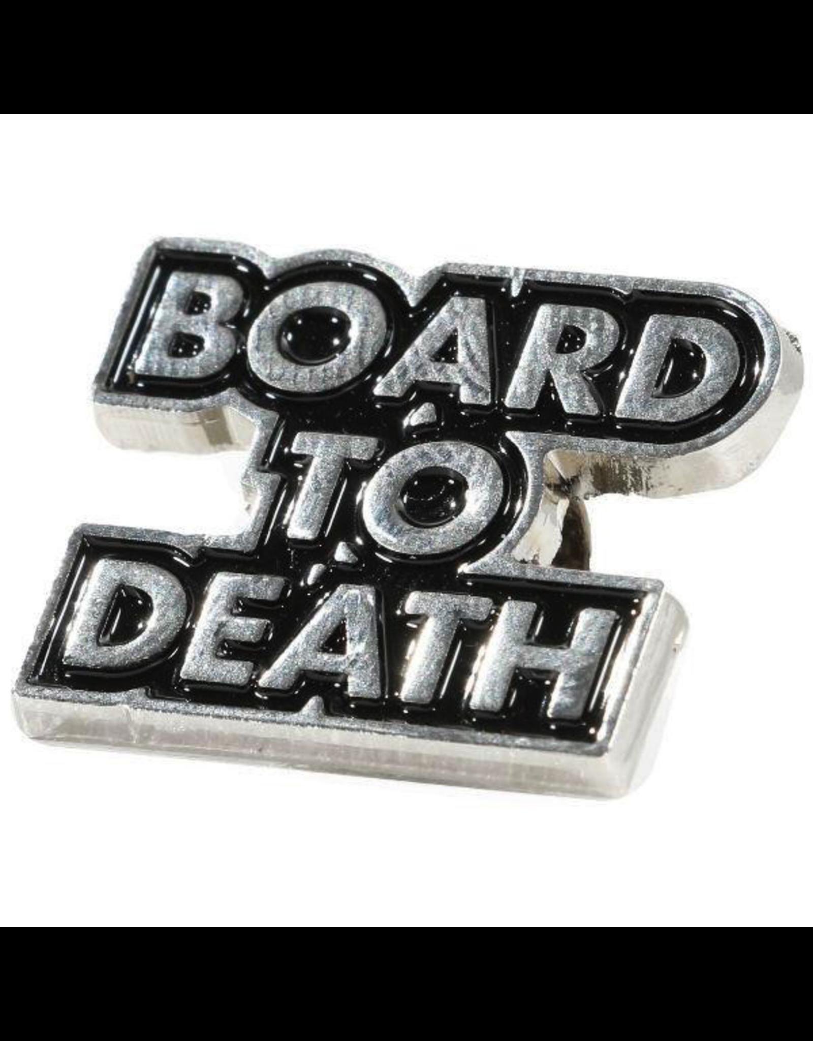 Volume 4 Board to Death Pin
