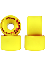 Orangatang Fat Free 86A 65mm Wheels