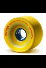 Orangatang Moronga 86A  72.5mm Wheels