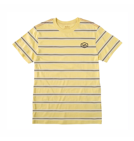 RVCA Warped Stripe Tee