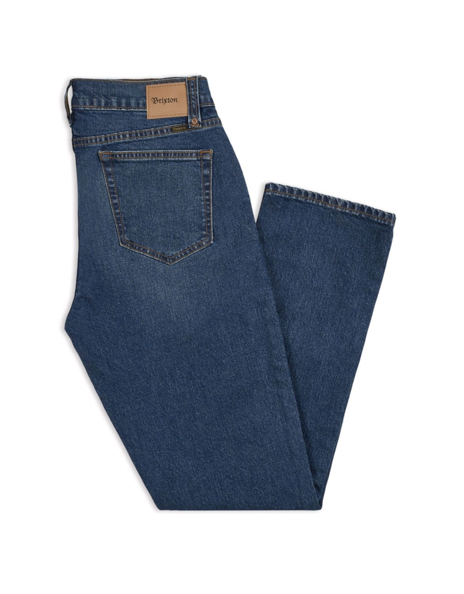 Brixton Reserve 5-Pocket Denim Pant