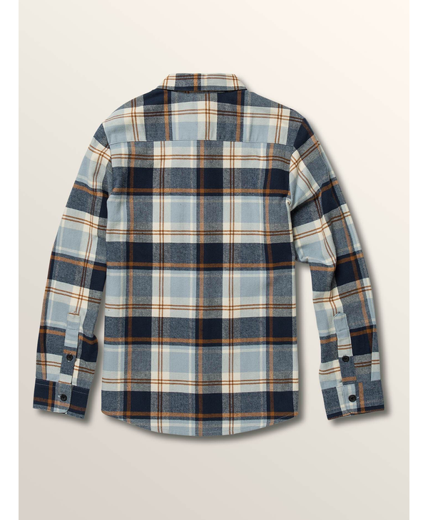 Caden Plaid Flannel