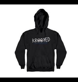Krooked Krooked Eyes Pullover Hoodie