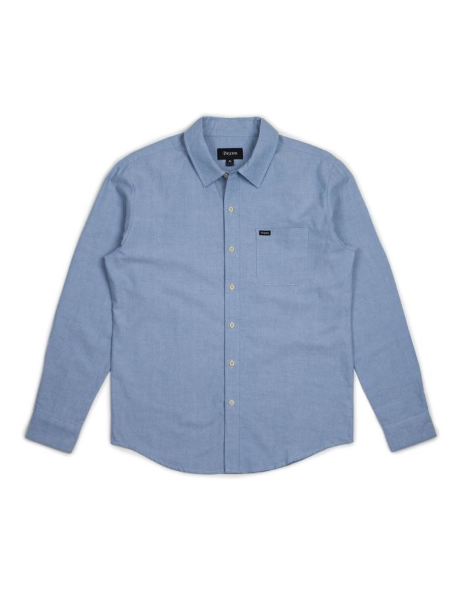 Brixton Charter Oxford L/S Woven