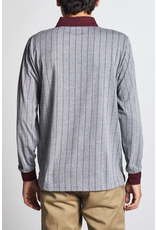 Brixton Carlos L/S Polo Knit