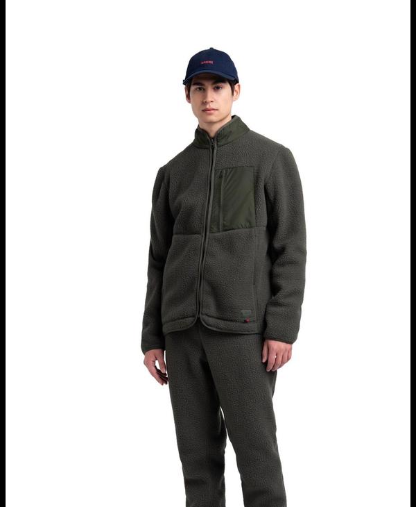 Sherpa Full Zip Jacket
