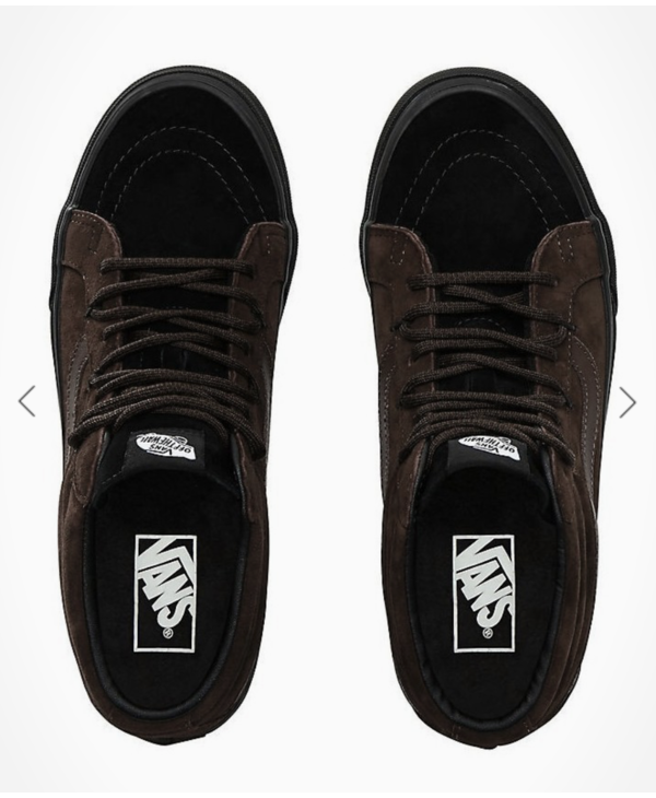 Sk8-Mid Reissue Ghillie MTE Winter Boots
