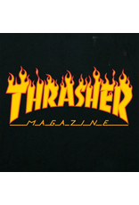 Thrasher Flame Logo Long Sleeve
