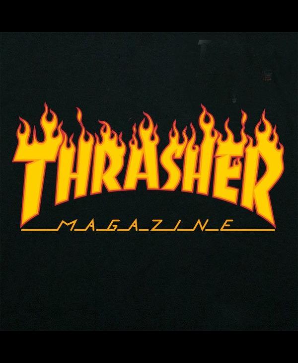 Flame Logo Long Sleeve