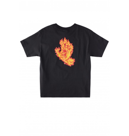 Santa Cruz Flame Hand T-Shirt