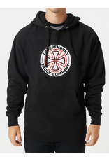 Independent Red/White Cross Hoodie