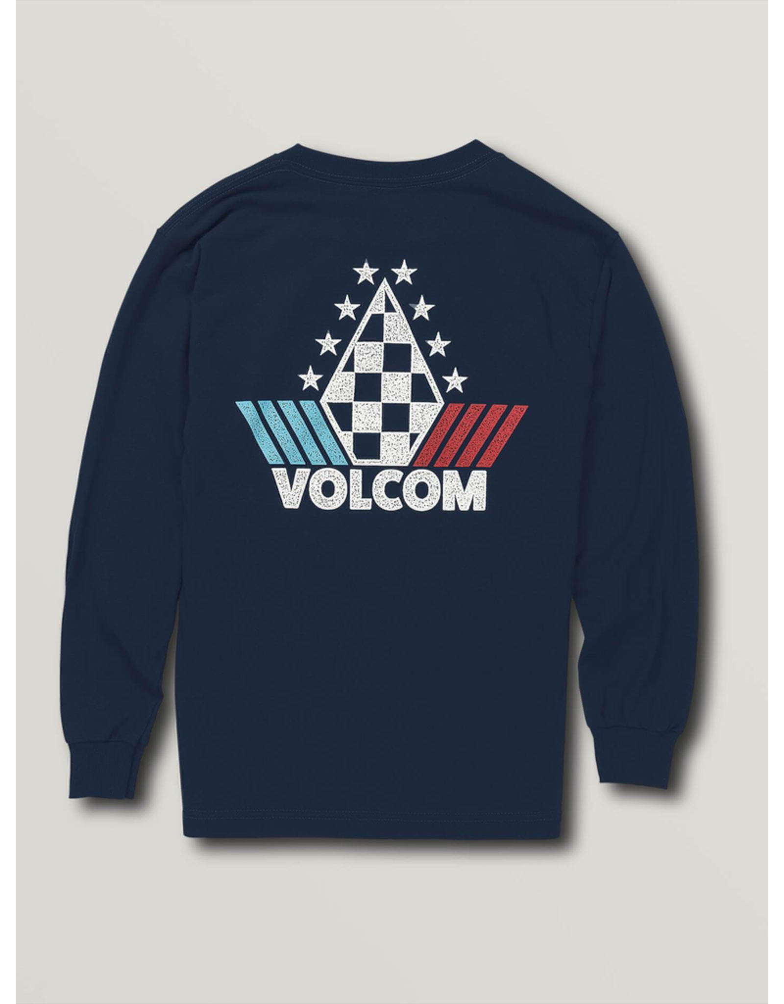 Volcom Burm Long Sleeve Tee