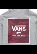 Vans Print Box Back Pullover Hoodie