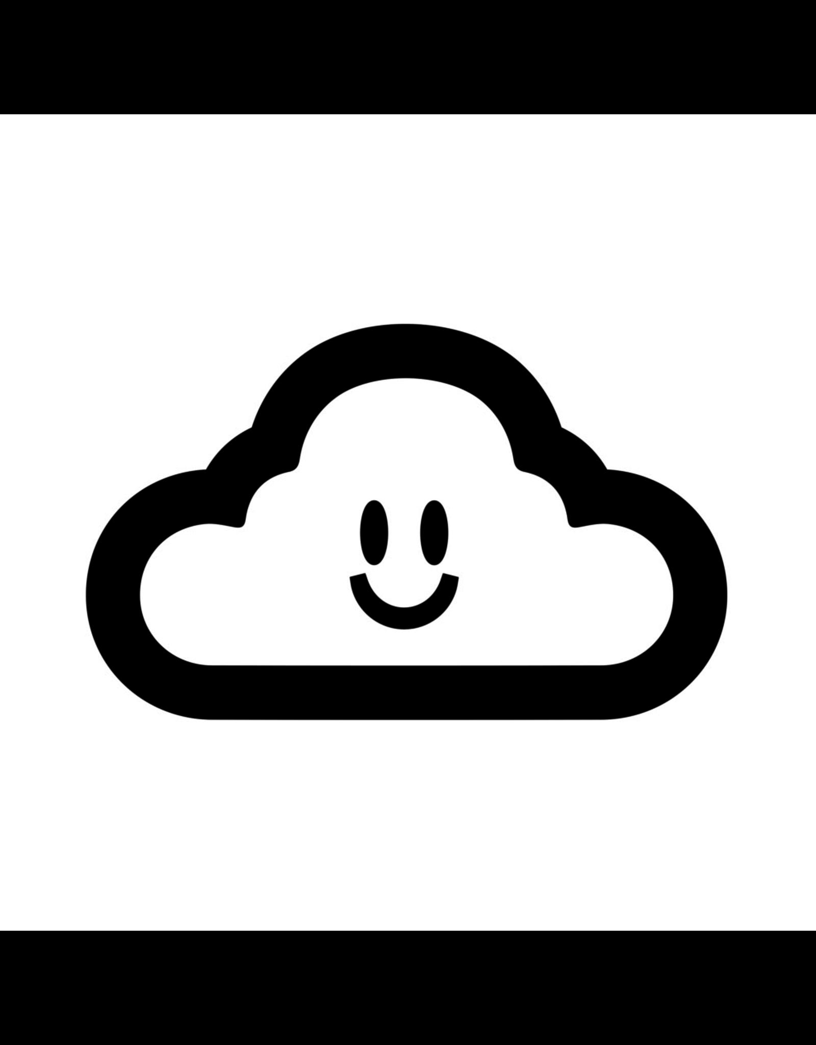 Thank You Cloudy Pin