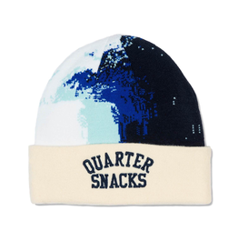 QuarterSnacks Wave Beanie