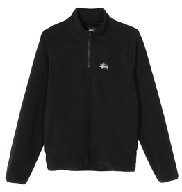 Stussy Basic Polar Fleece Mock