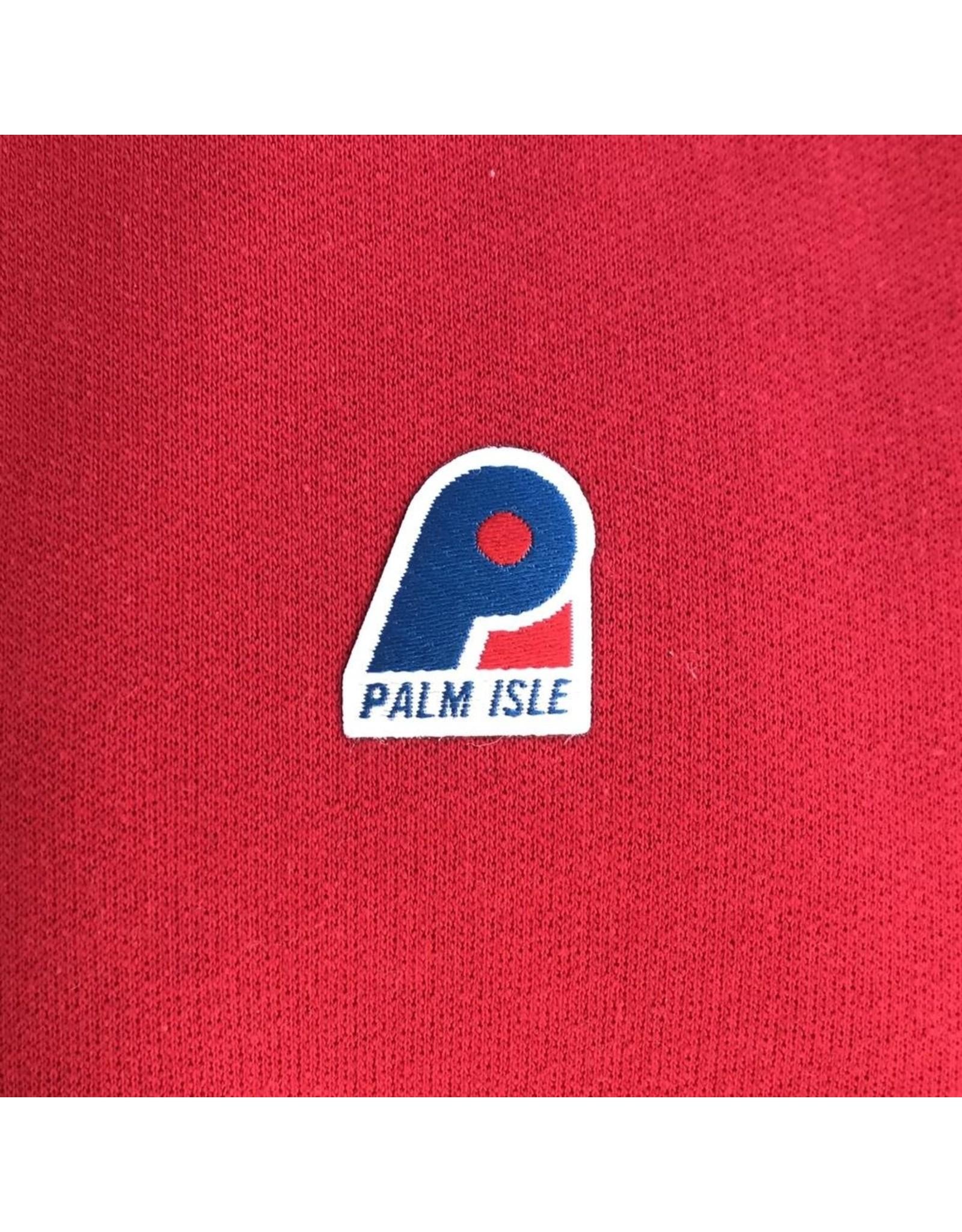 Palm Isle Corp Logo Crew