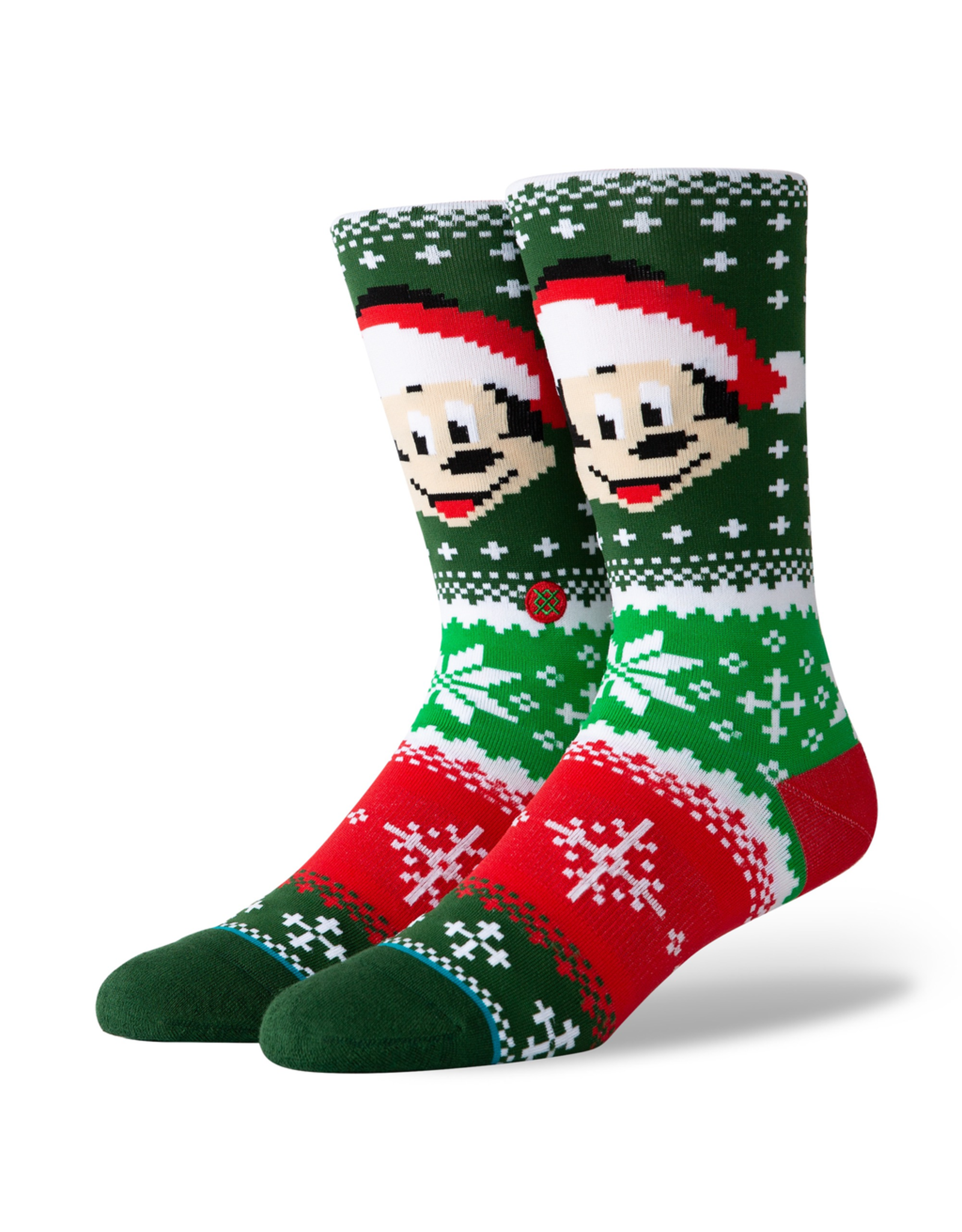 Stance Disney : Mickey Claus