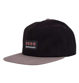 Independent Manner Strapback