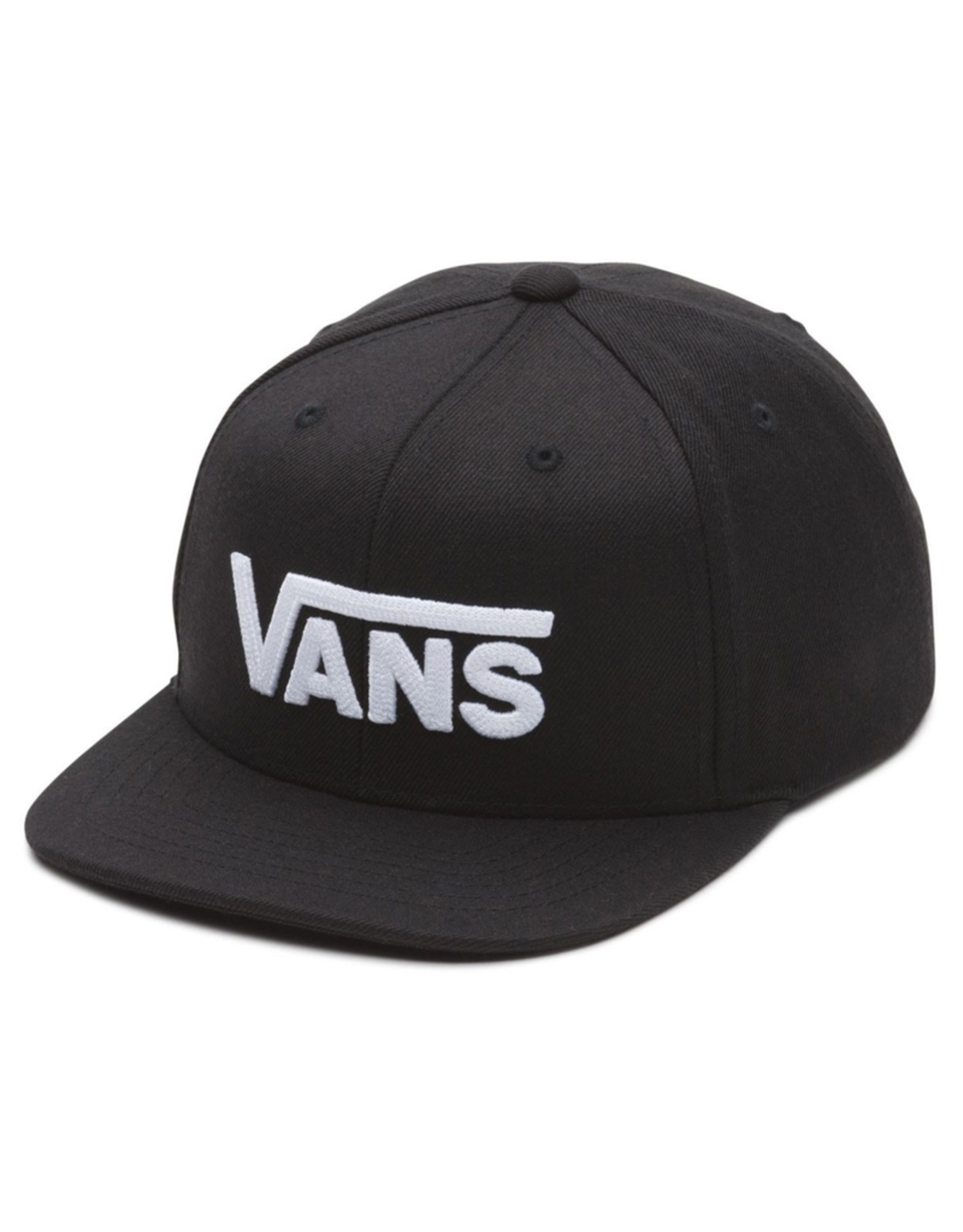 Vans Drop V II Snapback - Black/White