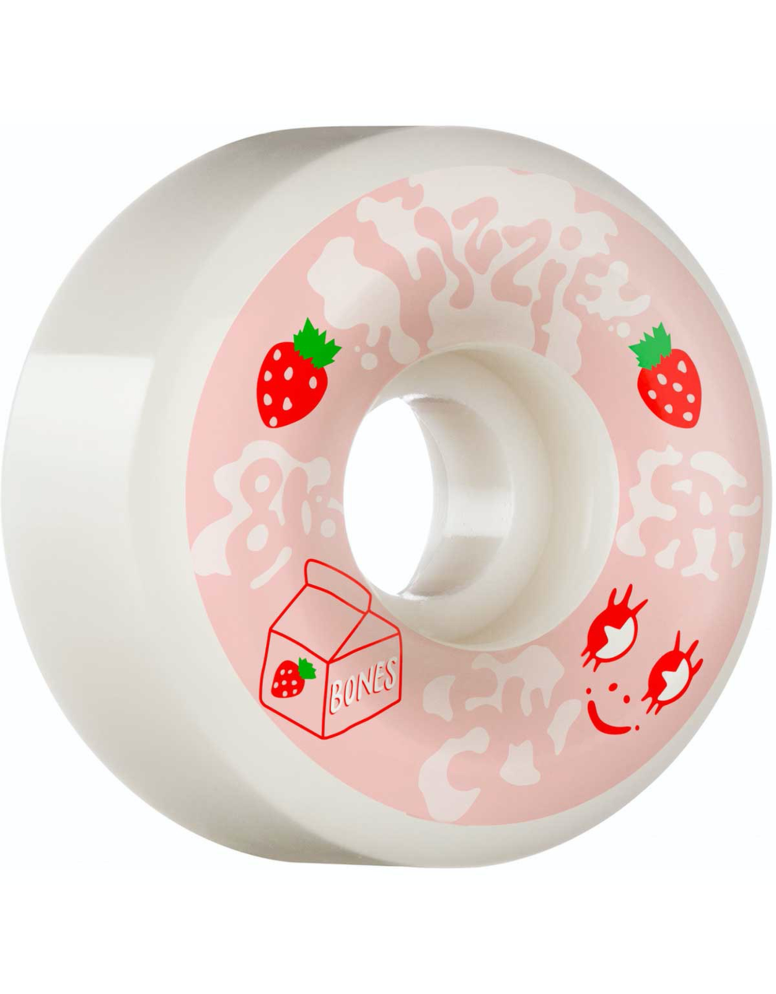 Bones Spilt Milk P6 Widecut 54mm 81B