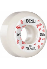 Bones 100's Logo Og Formula V5 Sidecut 52mm