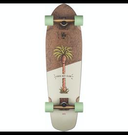 Globe Big Blazer - Coconut/Palm
