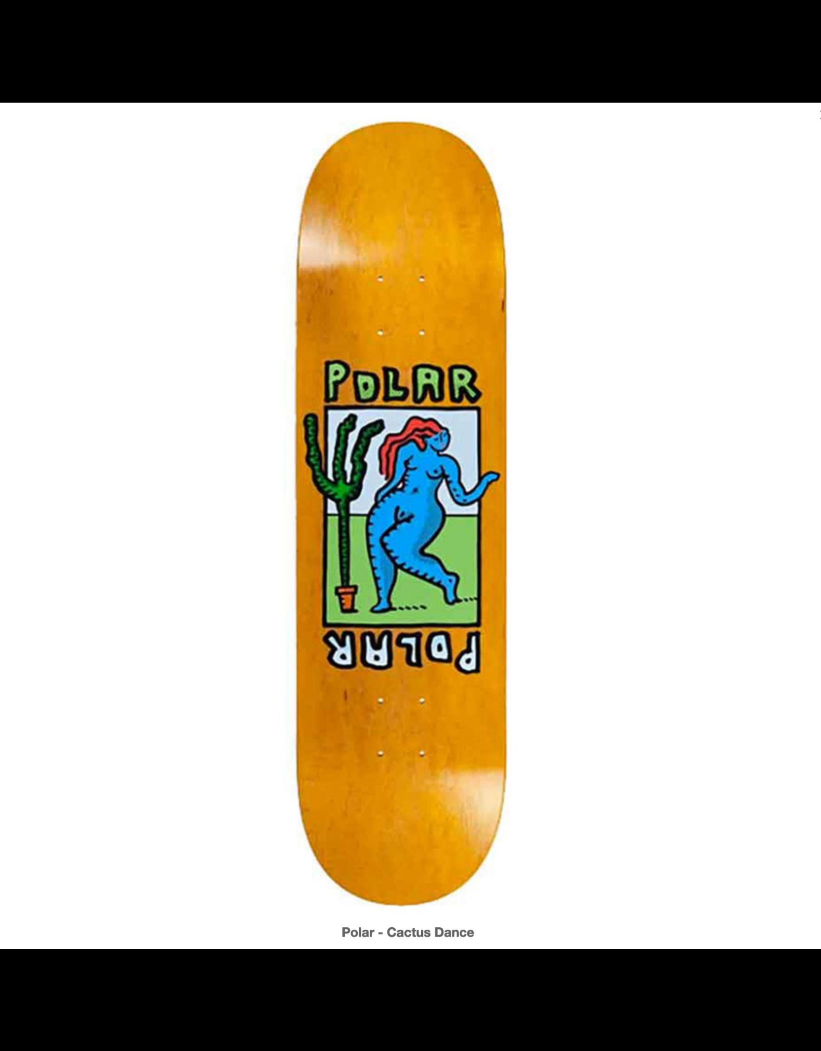 "Polar Team Cactus Dance 8.75"""